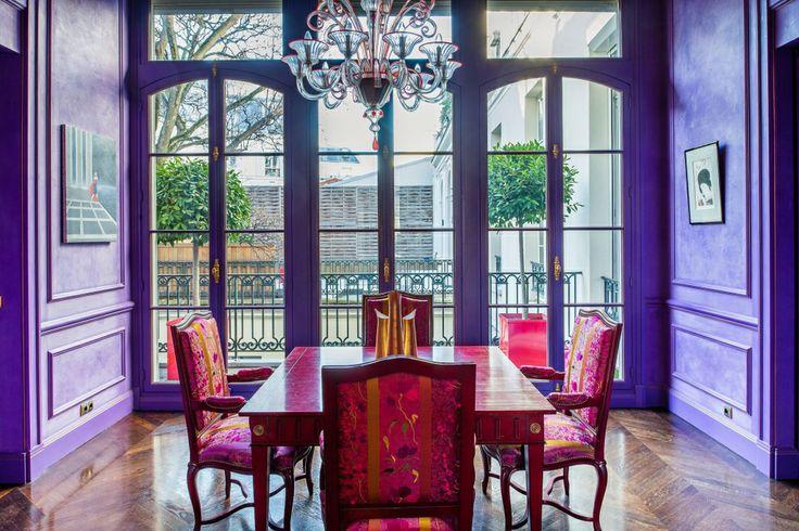 Paris appartement (Invalides)