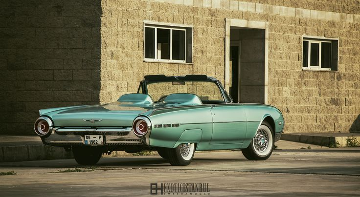 https://flic.kr/p/zJYUsM   Ford Thunderbird   www.instagram.com/emrehanoglu  www.facebook.com/exoistanbul