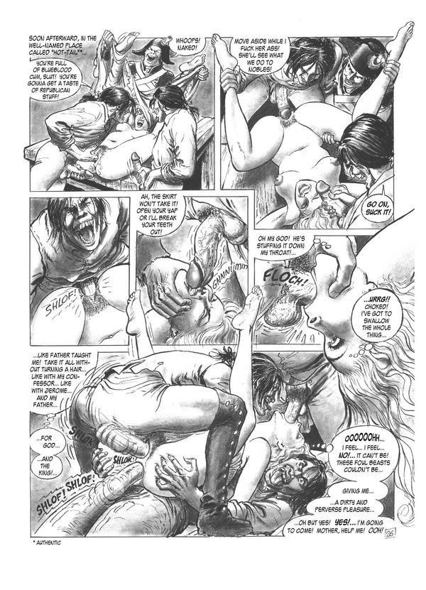 Ebony adult comics