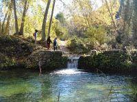 Área recreativa Molí l'Ombría en Banyeres de Mariola