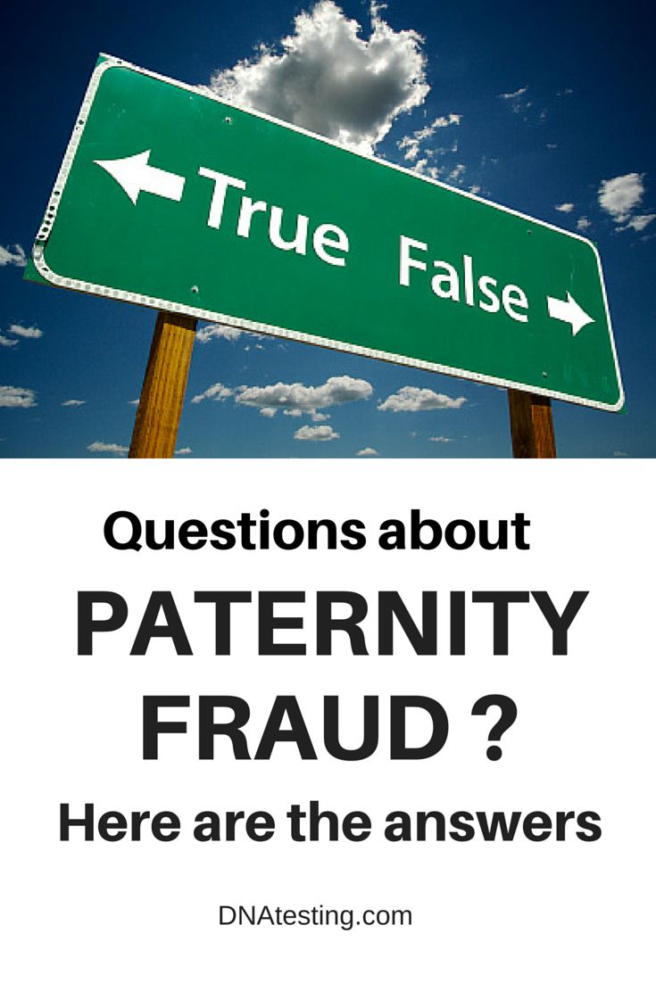 If you or someone you love is planning on getting a paternity test, read this first!