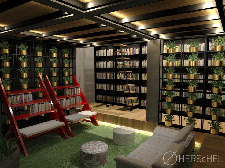 Mama Goose Library, Panglima Polim, Jakarta - Herschel, Interior Designer, Jakarta.. Call us at +62 21 3192 6188