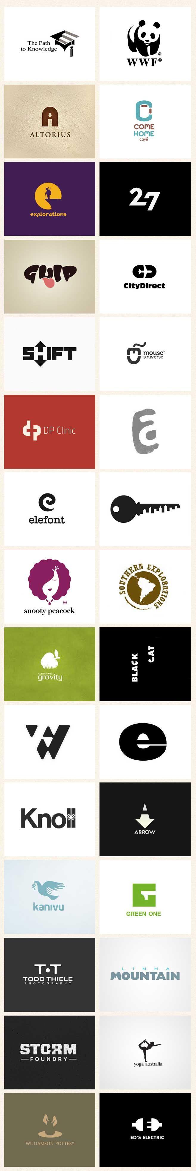 Best 25 negative space ideas on pinterest for Negative space design