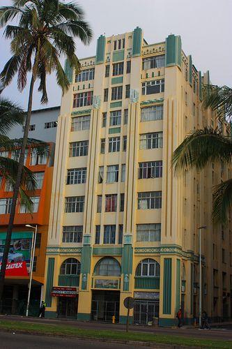 Victoria Mansions, Esplanade, Durban