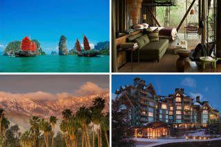 Romantic Holiday Destinations - Vacation Destinations - Elle