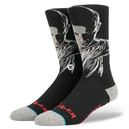 Eleven  - Mens Stranger Things Socks   Stance
