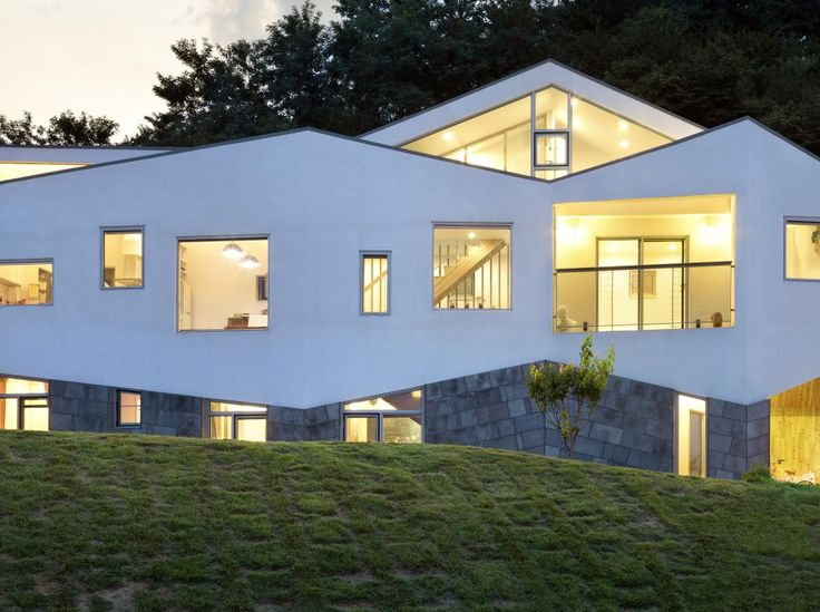panorama house - chungbuk - moon hoon