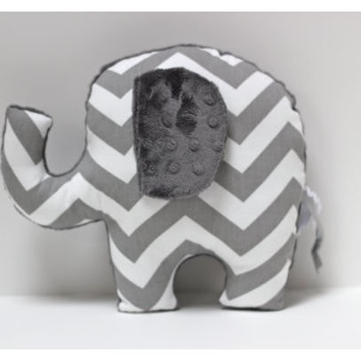 Polka with elephant baby room design - Google Search