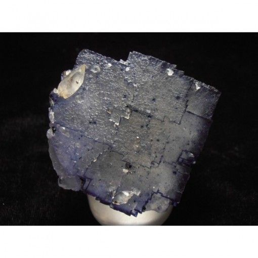 This fluorite is from the Elmwood Mine in Smith County, Tennessee, USA. It