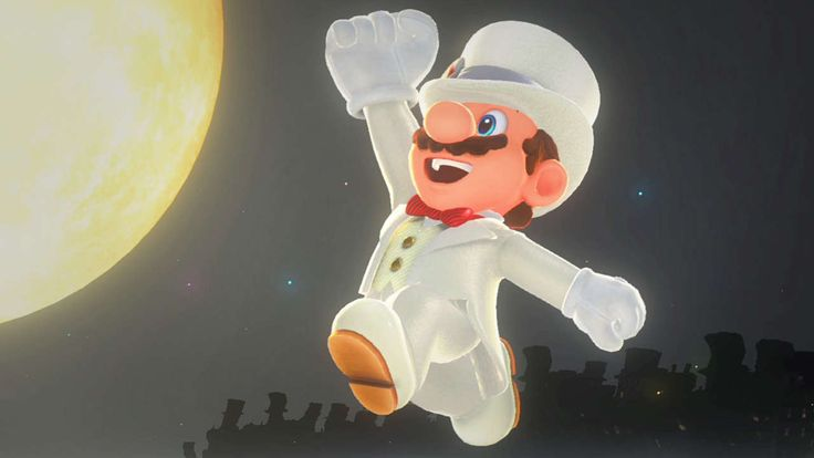 What does Super Mario Odyssey's ending mean for the series?