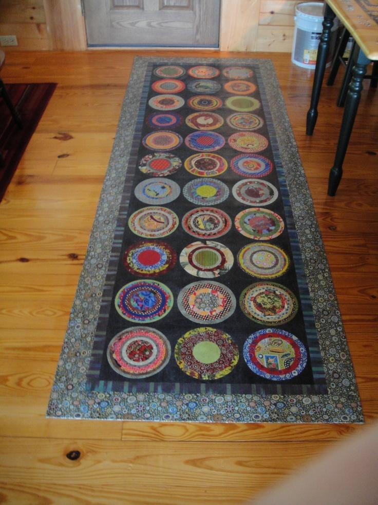 17 Best Images About Floor Quilts On Pinterest Vinyls