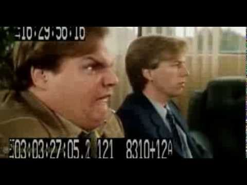 'Tommy Boy' blooper reel. I wish Chris Farley was still alive because he seems like he was an AMAZING person. :D