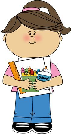 22 best School Kids Clip Art images on Pinterest | Boy ...