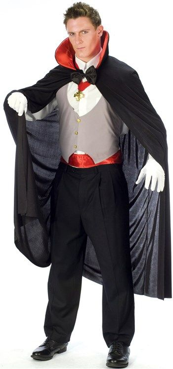 Nice Costumes Vampire Deluxe Costume just added...