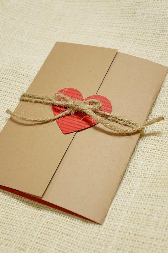 E o envelope para os convites de casamento? | CASANDO NO VERÃO