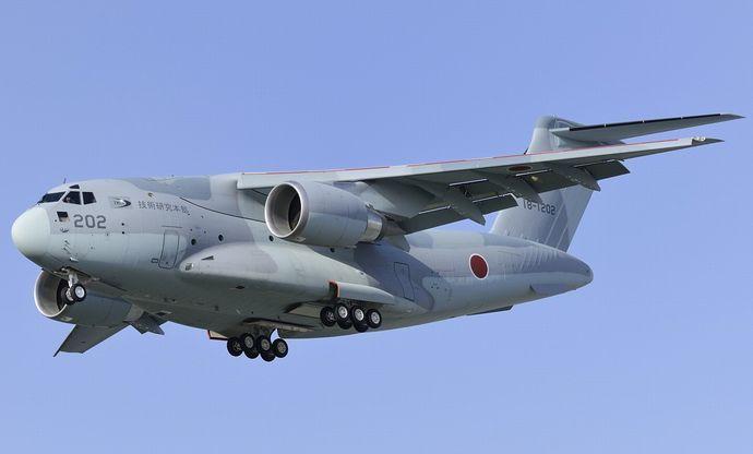 空自の次期主力輸送機「C2」