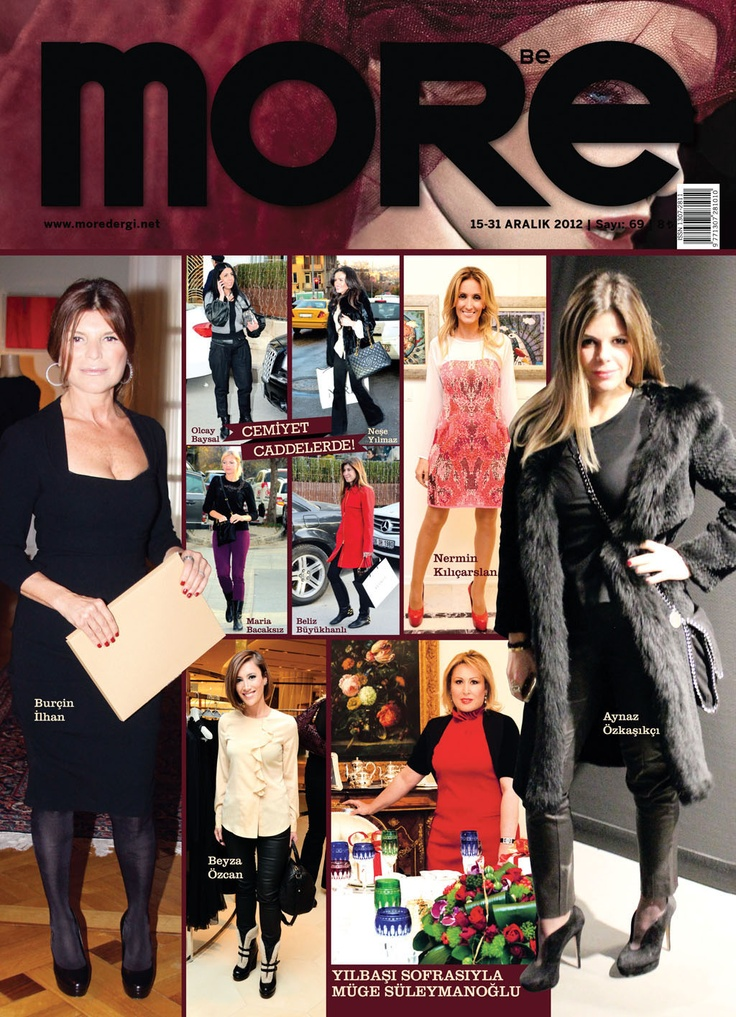 More Dergisi, Aralık sayısı yayında! ÜCRETSİZ okumak için: http://www.dijimecmua.com/more-dergisi/