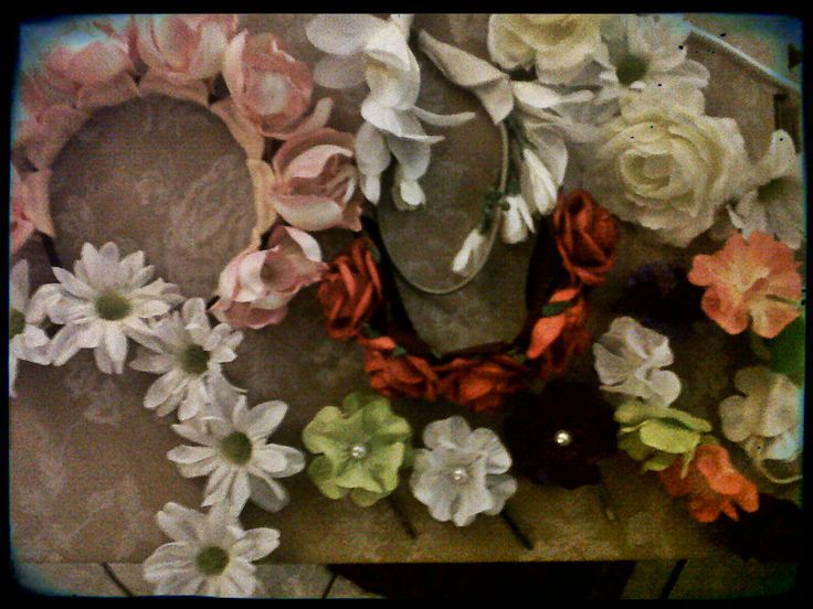 flower crowns available at Portobello Road, Kenilworth!
