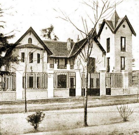 Casa Miguel Fleta_Ciudad Lineal_1926