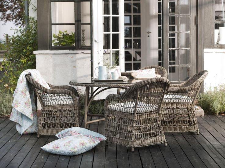 39 best Georgia Garden Outdoor Furniture images on Pinterest - gartenmobel rattan modern