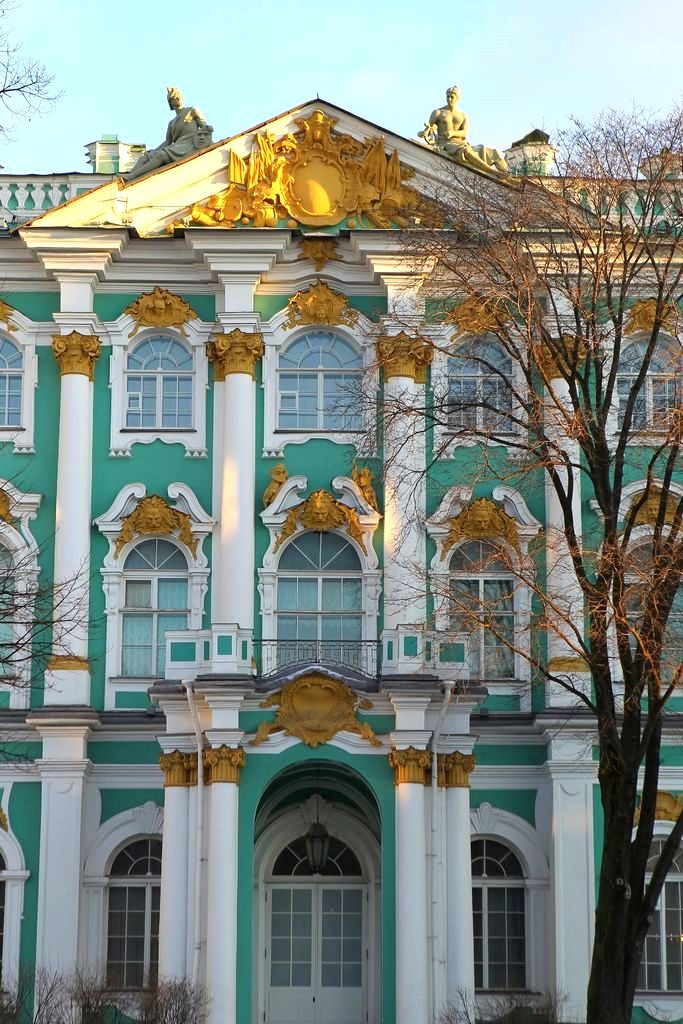 The Winter Palace In St Petersburg Quot You Don T Take A