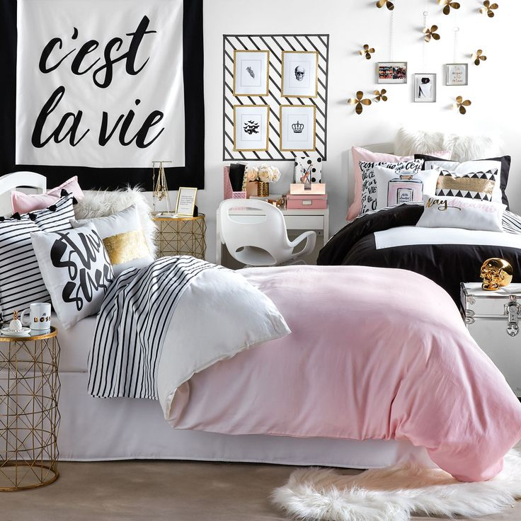 Shop dormify rooms fully decorated dorm room sets that you can shop in just one click