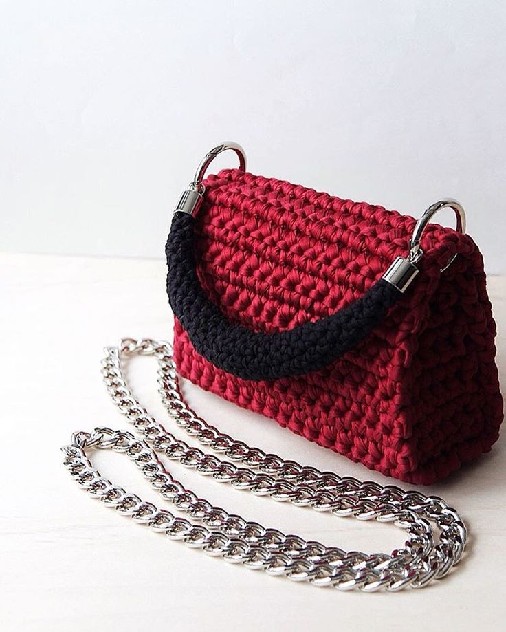 Crochet red passion. Custom order is always interesting.