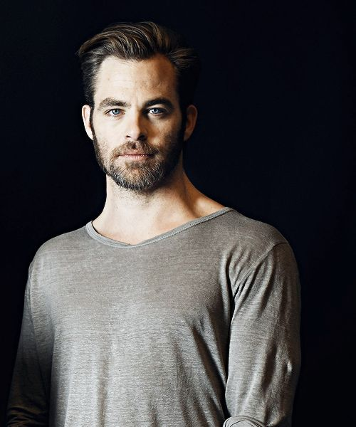 """ Chris Pine from 'Z for Zachariah' poses for a portrait at the Village at the Lift Presented by McDonald's McCafe during the 2015 Sundance Film Festival on January 24, 2015 in Park City, Utah."""