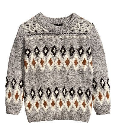 Knit Sweater by H&M