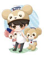 :: Disney Bears  :: by Kyrill-301