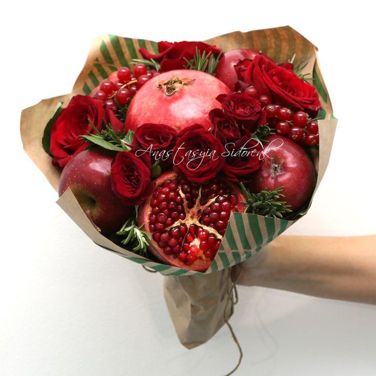 """(7) Gallery.ru / Букет из фруктов """"Рукборет"""" - Букеты из фруктов - AnastasiyaSidorenko"""