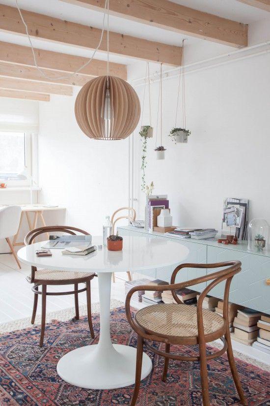 Le nouveau bureau d'Holly Marder - blog avenuelifestyle.com