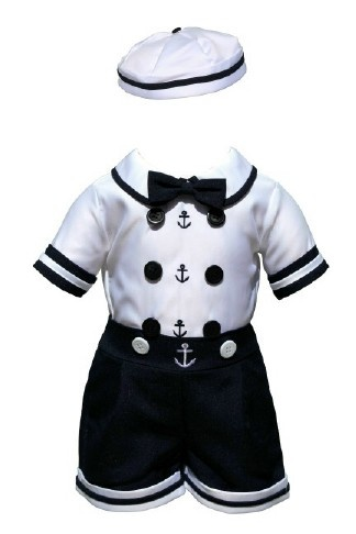 Baby Sailor Easter Outfit 1st Birthday Ideas