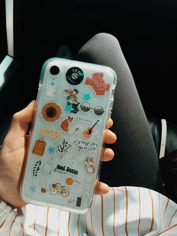 DIY Phone Case 🌟🌸 - #case #DIY #phone in 2019 | Tumblr ...
