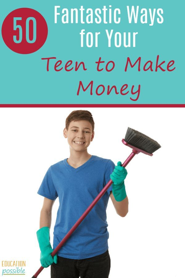 50 Fantastic Ways for Teens to Make Money – Education Possible