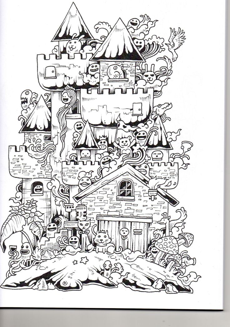 576 Best Images About Coloring Pages On Pinterest
