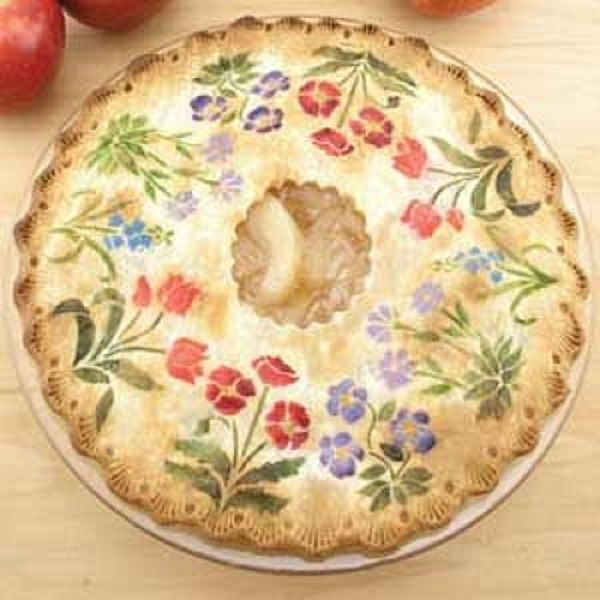 Best 25 pie decoration ideas on pinterest pie crusts for Apple pie decoration