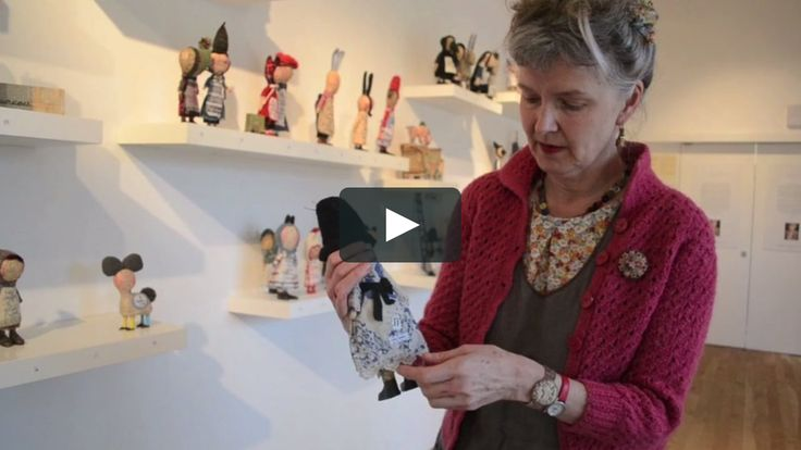 """This is """"Julie Arkell – Ruthin Craft Centre / Canolfan Grefft Rhuthun"""" by Ruthin Craft Centre on Vimeo, the home for high quality videos and the…"""