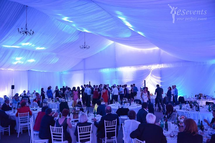 Wedding Tent - Yes Events