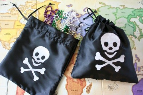 pirate sacks for treat bags