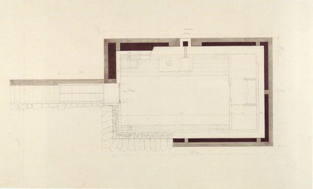 artist's house plan