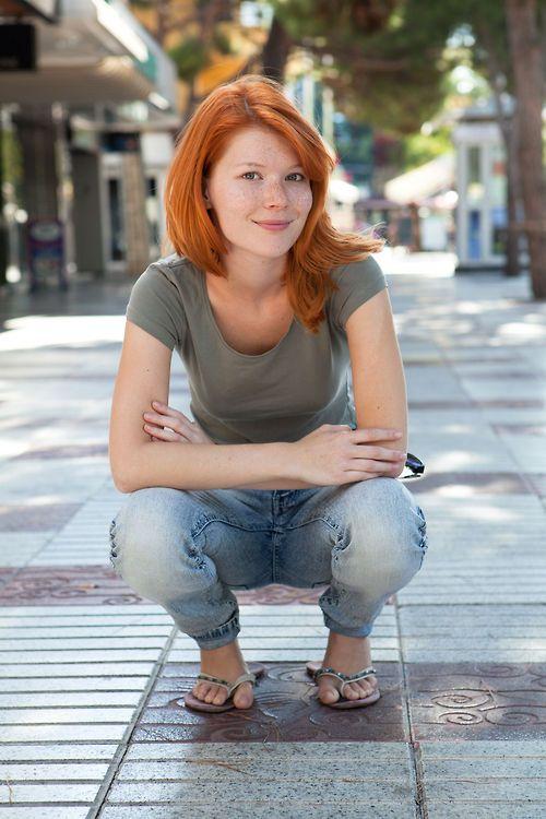Sex mia sollis naked redhead