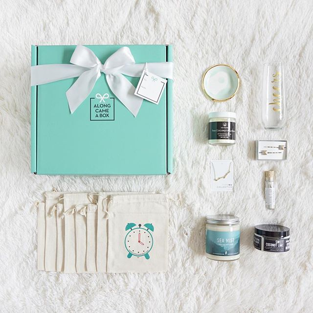 The Maid of Honor - Send a day of presents to ask your Maid of Honor to by your side on your big day! - Along Came A Box