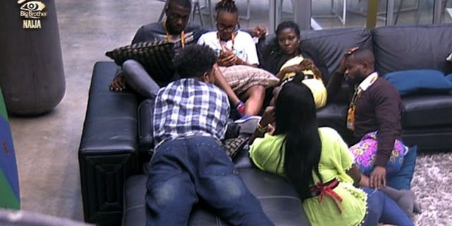 And the theme for this weeks task as instructed by Biggie through the Head of House(HOH)/King K...