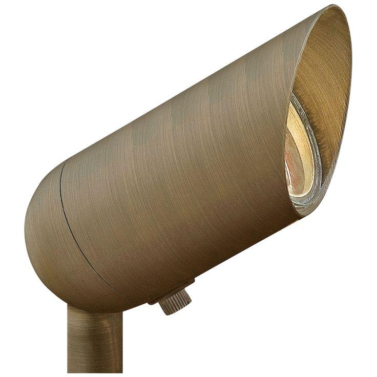 Hinkley Hardy Island Matte 3W LED Medium Beam Accent Light - Style # 8V613