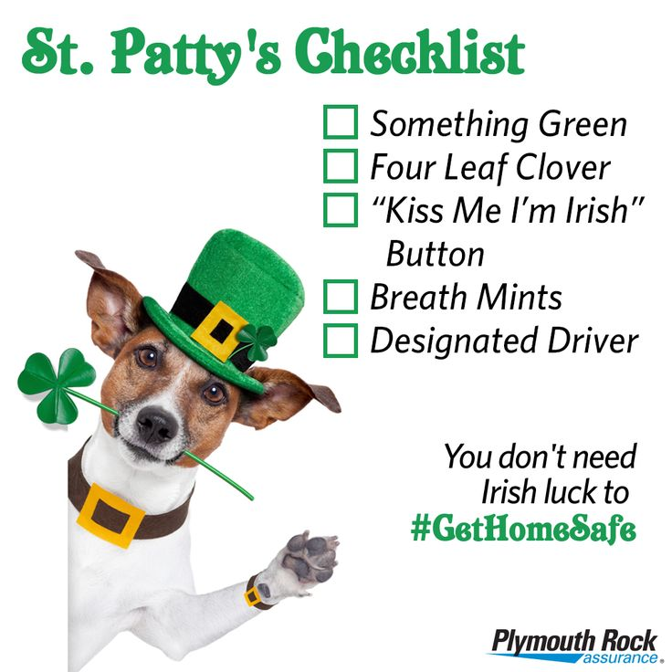 5 tips for having a great st patricks day insurance