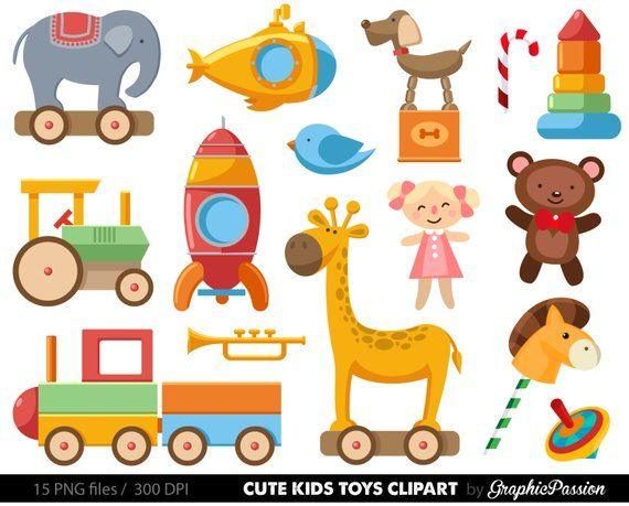 Baby Toys Clipart Clip Art Baby Clip Art Toy Cars Kids Toys Clipart Digital Illustration Toy Cl Cocuk
