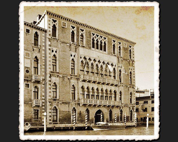Ca' Foscari, Venice University main building
