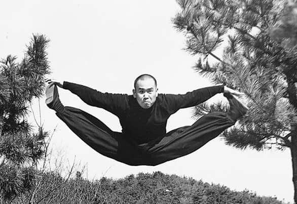 Vintage photo Sunmudo Grandmaster