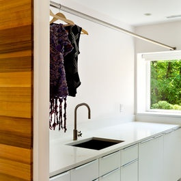 Modern Laundry Design Ideas, Pictures, Remodel and Decor